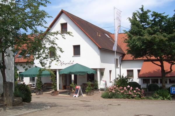Hotel Pictures: Landhotel Oßwald, Kirchheim am Ries