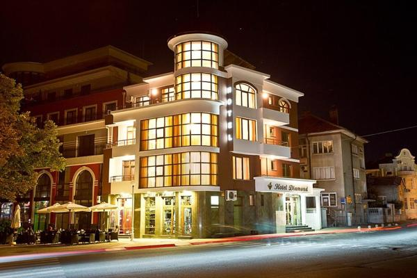 Photos de l'hôtel: Hotel Diamond, Kazanlŭk