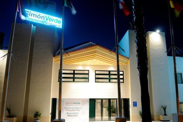Hotel Pictures: Hotel Apartamentos Simon Verde, Mairena del Aljarafe