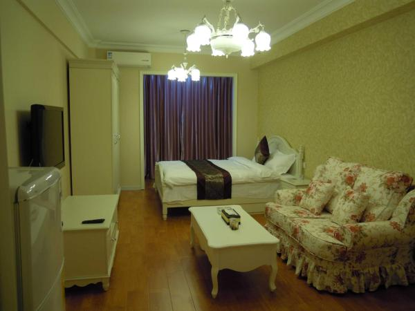 Korean-Style Double Room