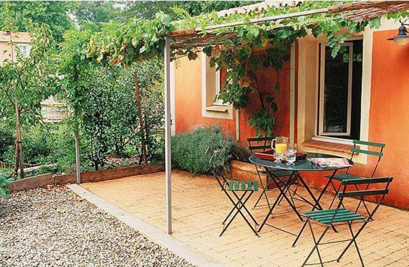 One-Bedroom Apartment with Private Garden (2 Adults)