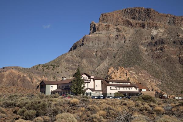 Hotel Pictures: Parador de Las Cañadas del Teide, La Orotava