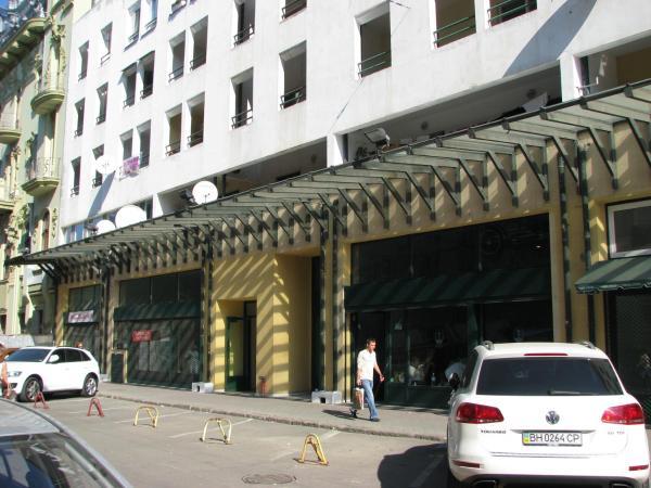 Luxury Studio with City View