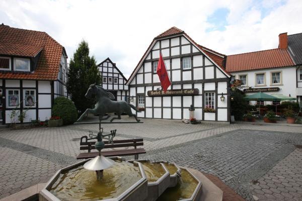 Hotelbilleder: Hotel Altes Gasthaus Greve, Recke