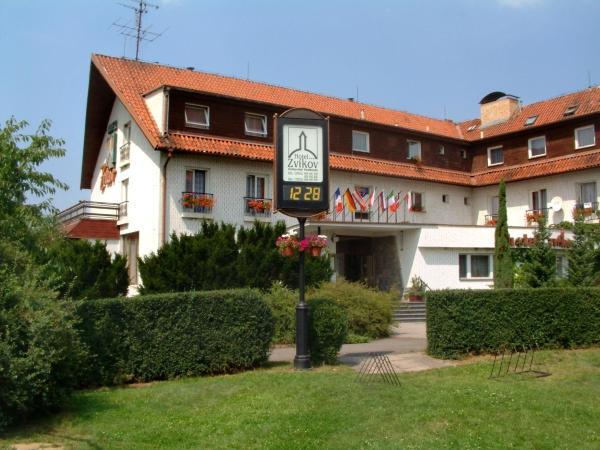 Hotel Pictures: Hotel Zvíkov, Zvíkovské Podhradí