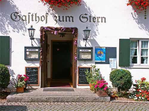 Hotelbilleder: Gasthof zum Stern, Seehausen am Staffelsee