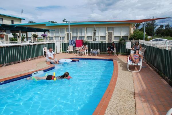 Fotografie hotelů: Mermaid Holiday Units, Merimbula