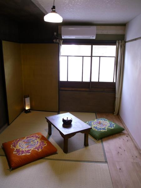 Japanese-Style Twin Room with Shared Bathroom C