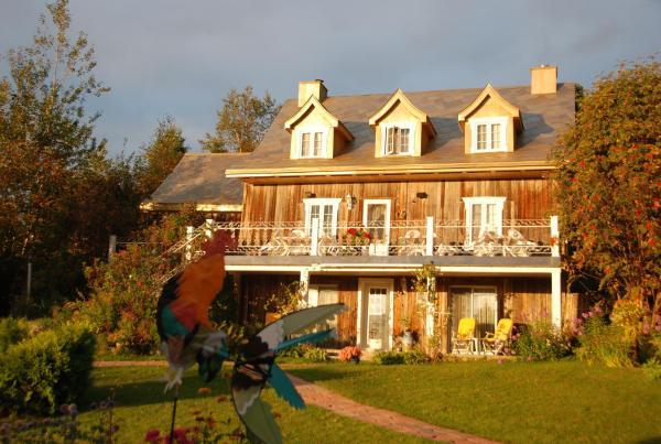Hotel Pictures: Gite Noble Queteux, Baie-Saint-Paul
