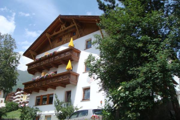 Hotelbilder: Pension Alpenrose, Serfaus