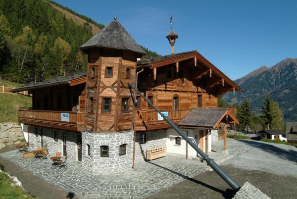 Fotos de l'hotel: Schiefe Alm, Bad Gastein