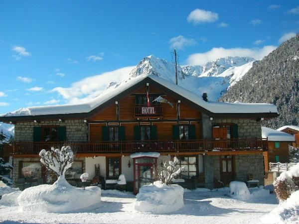 Hotel Pictures: Swiss Lodge Hotel Bélvedère, Champex