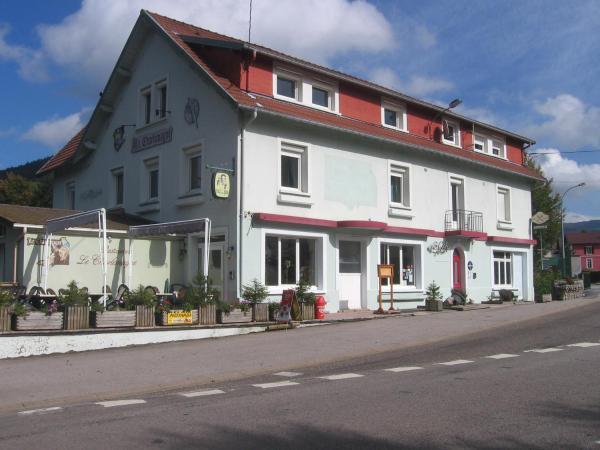 Hotel Pictures: Hotel Le Gehan, Cornimont