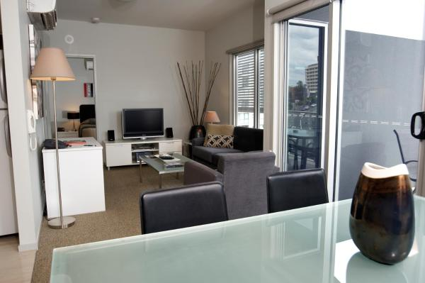 Two-Bedroom Buisness Apartment