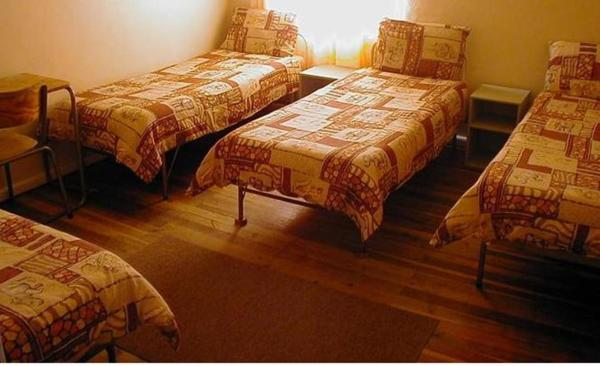 4-Bed Dormitory Room