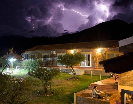 Hotellikuvia: Hosteria Amaneseres, Capilla del Monte