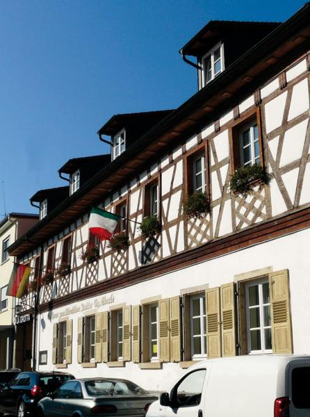 Hotelbilleder: Hotel La Grotta, Speyer