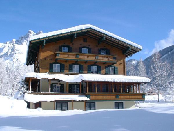 Foto Hotel: Haus Alpina, Werfenweng