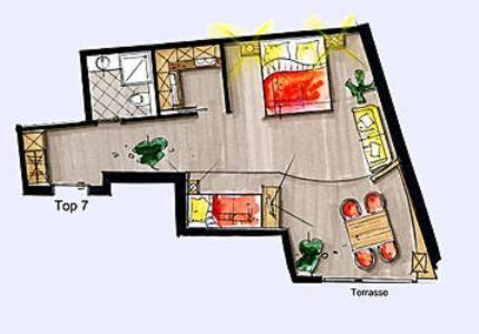 Superior Studio with Terrace