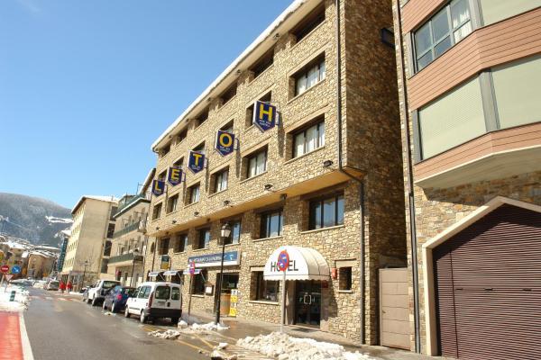 Zdjęcia hotelu: Hotel Roc Del Castell, Canillo