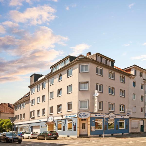 Hotelbilleder: Ferienwohnung kleiner Holzhafen, Bremerhaven