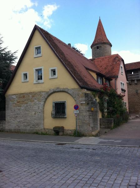 Hotel Pictures: Pension Freund, Rothenburg ob der Tauber