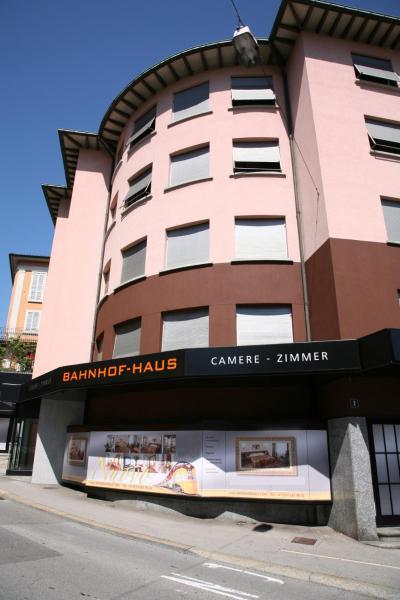 Hotel Pictures: Hotel Bahnhof Haus, Chiasso