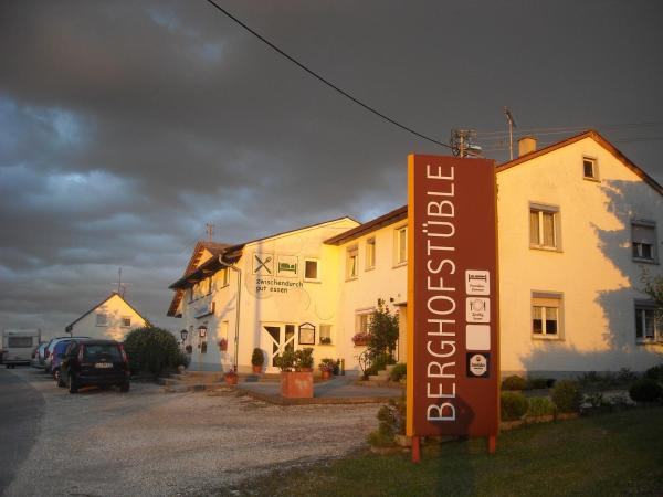 Hotel Pictures: Berghofstüble Obermarchtal, Obermarchtal