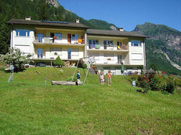 Hotel Pictures: Casa Agriturismo Mattei, Peccia