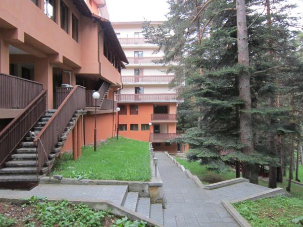 Foto Hotel: Hotel Planinski Ezera, Panichishte