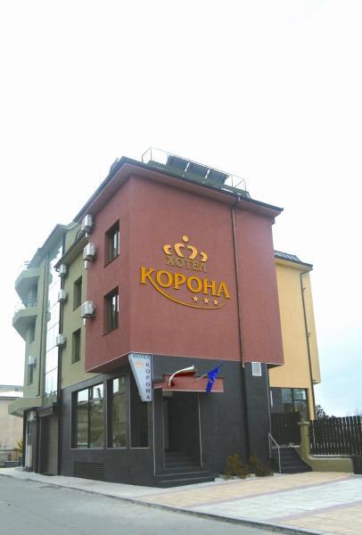 酒店图片: Korona Hotel, 布拉格埃夫格拉德