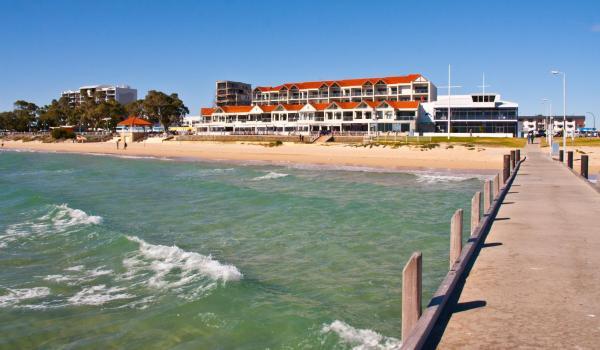 Hotellbilder: Boardwalk By The Beach, Rockingham