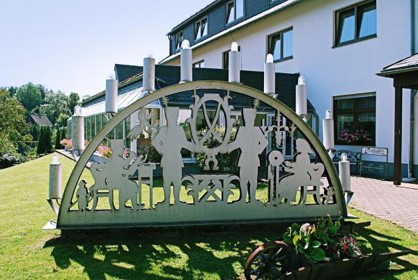 Hotelbilleder: Landgasthof-Wemmer, Großrückerswalde