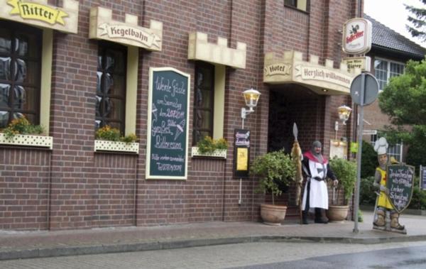 Hotelbilleder: Hotel Restaurant Zum Alten Ritter, Bad Bodenteich