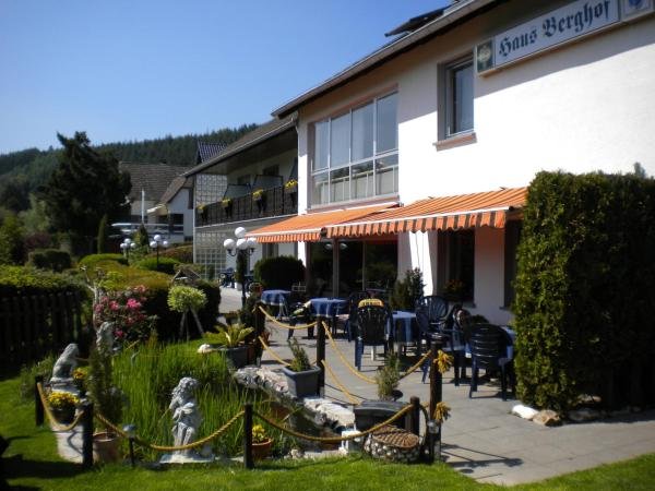 Hotelbilleder: Hotel Pension Haus Berghof, Hellenthal