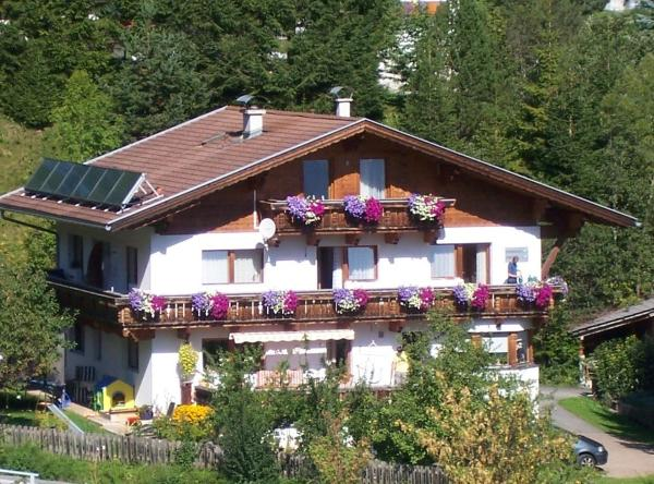 Hotellikuvia: Haus Bergwelt, Lermoos