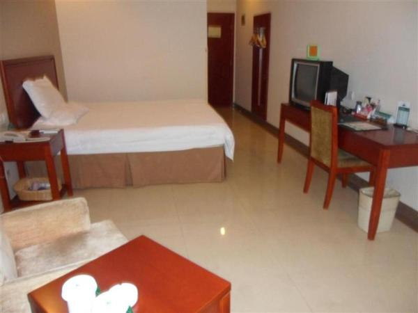 Hotel Pictures: Greentree Inn Shanghai Zhujing Business Hotel, Jinshan