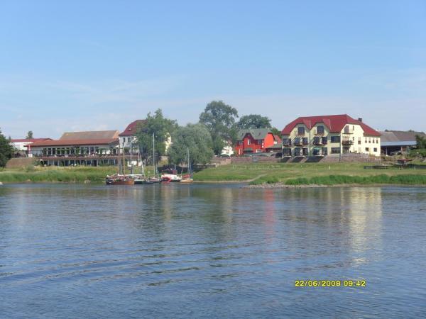 Hotelbilleder: Elbterrassen zu Brambach, Dessau