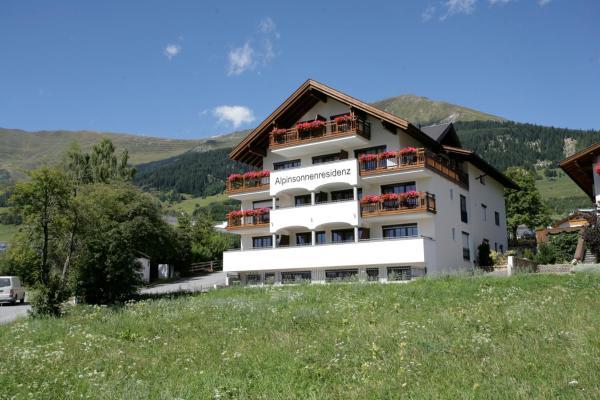 Фотографии отеля: Apart-Hotel Alpinsonnenresidenz, Фис