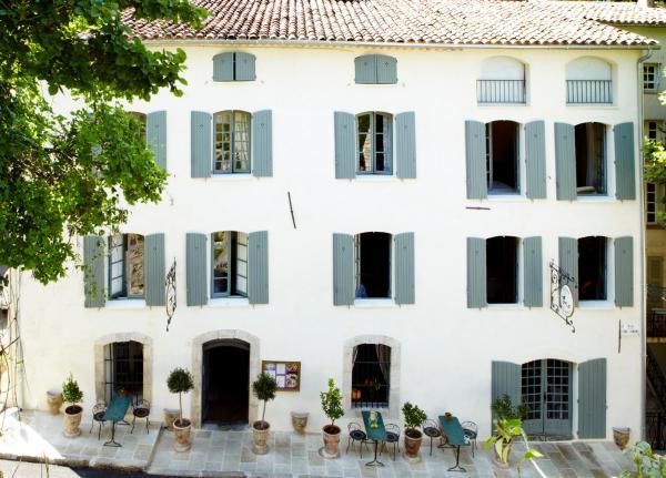Hotel Pictures: Hotel Restaurant des Deux Rocs, Seillans