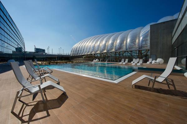 Hotel Pictures: ibis Styles Saint Julien en Genevois Vitam, Neydens