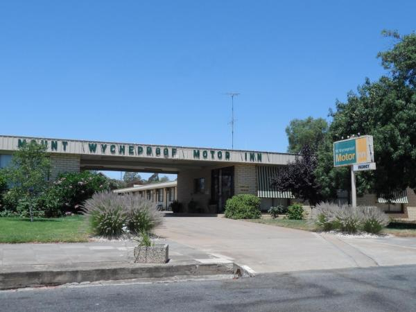 Hotellikuvia: Mount Wycheproof Motor Inn, Wycheproof