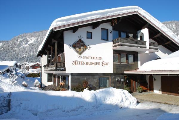 Hotel Pictures: Altenburger Hof Appartement, Reit im Winkl