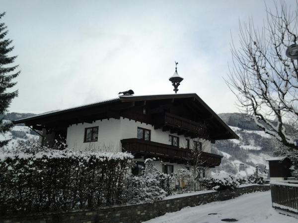 Hotellbilder: Die Alpenrose, Niedernsill