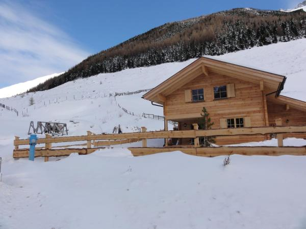 Fotos do Hotel: Chalet Alpenjuwel, Sankt Sigmund im Sellrain