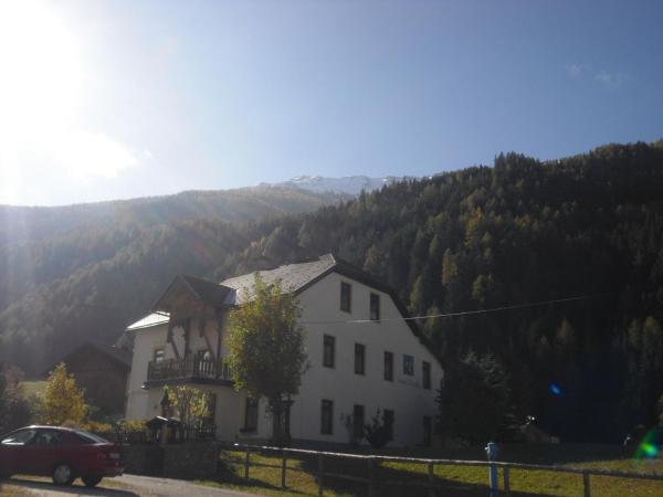 ホテル写真: Haus Obernig, Mallnitz