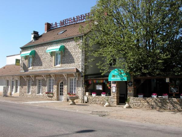 Hotel Pictures: Auberge de la Musardière, Chagny