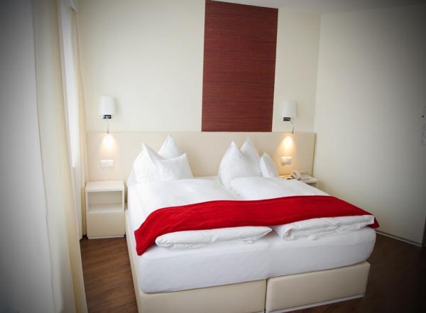 酒店图片: Hotel Hecher, 沃尔夫斯堡