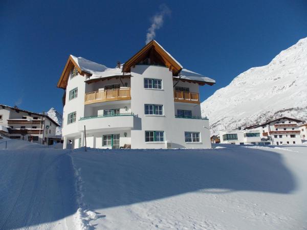 Hotellikuvia: Apart Alpenkönig, Galtür