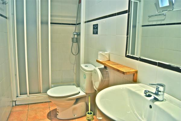 Budget Twin Room with Private Bathroom
